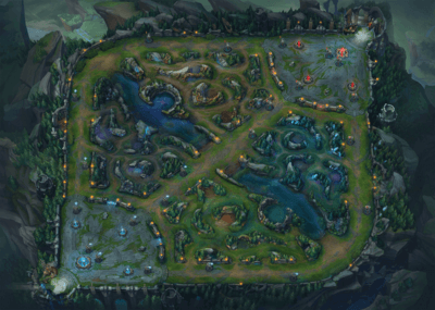 lol map